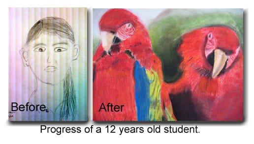 Portfolios Archive Art Plus Academy In Austin And Cedar Park