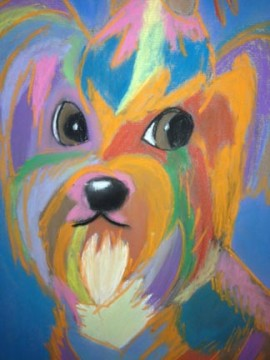 Art Classes for Kids 7-9 years old at ART + Academy.