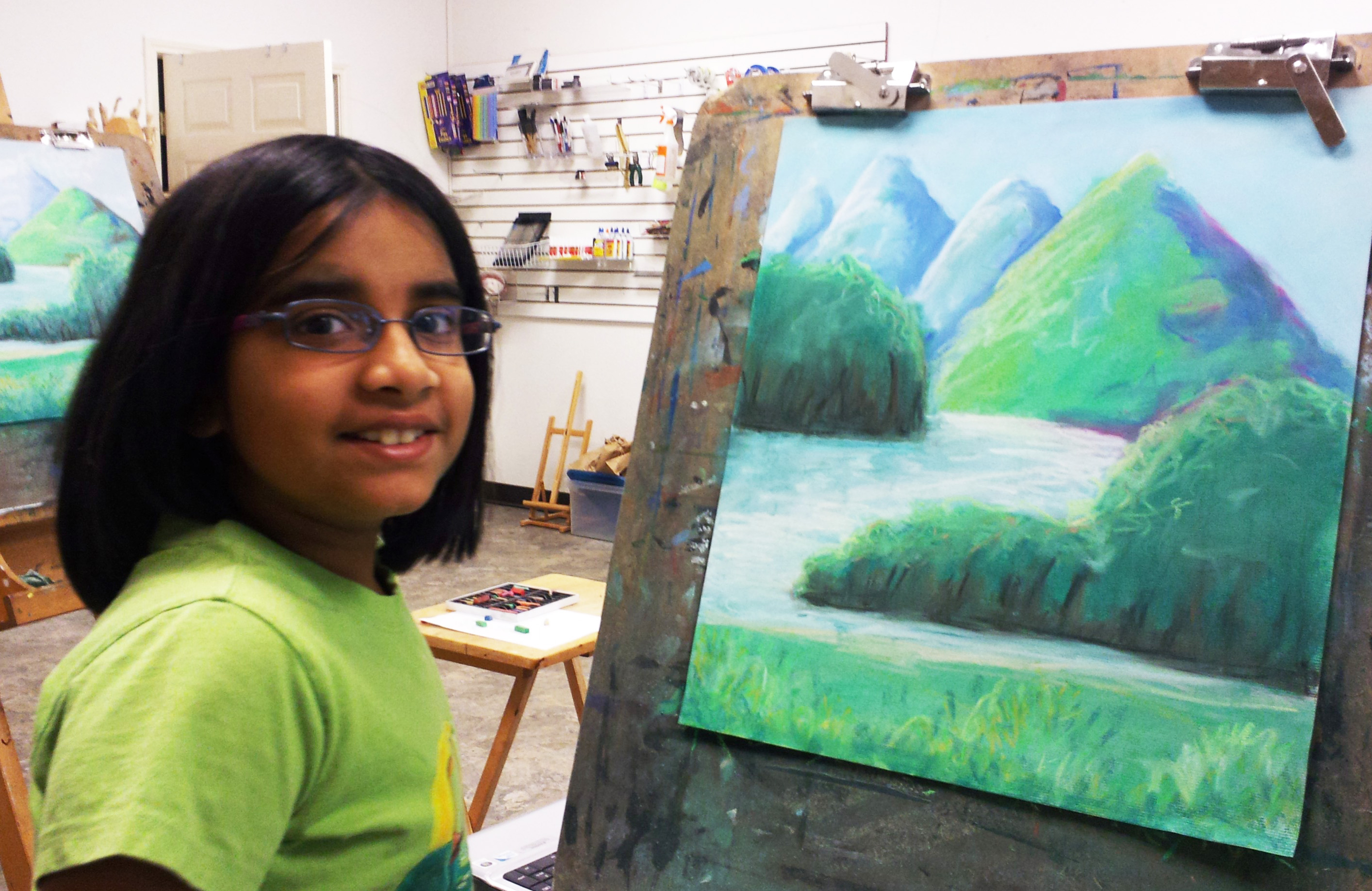 Kids 7 - 9 yrs. old Archives - Art Plus Academy in Austin ...