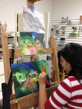 Craigslist Teen Art Classes 107