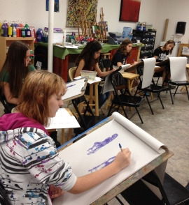 ART summer Camps 2018 for kids and Teens at ART+ Academy.